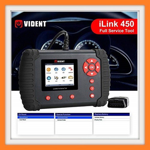 Vident ILink450 Automotive OBD2 A1