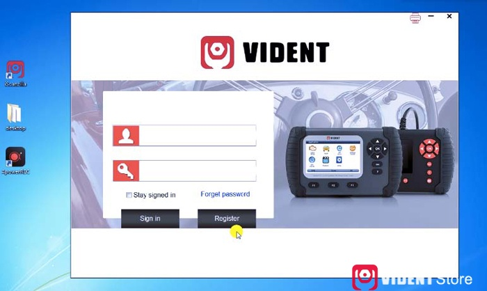 How To Download Software To Vident Ilink400 03