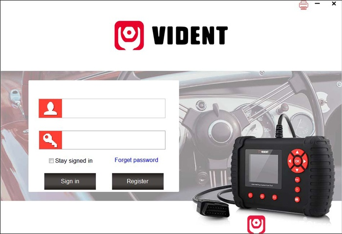 How To Download Software To Vident Ilink400 11