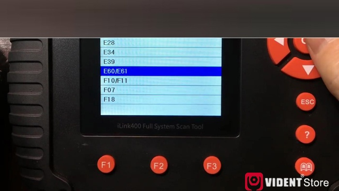 Vident Ilink400 Bmw 525 E60 Feedback 05