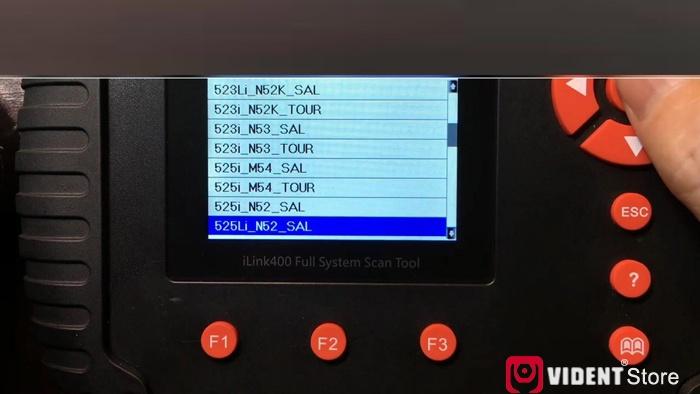 Vident Ilink400 Bmw 525 E60 Feedback 06