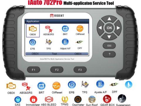 Vident Iauto702 Pro