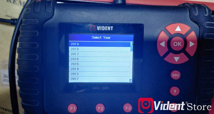 Vident Ilink400 Chrysler Scanner 01