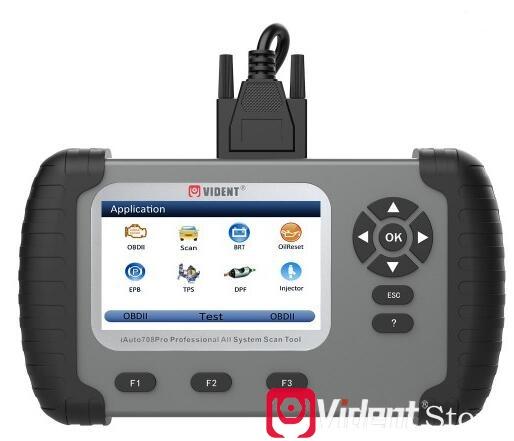 Vident Iauto708 Pro