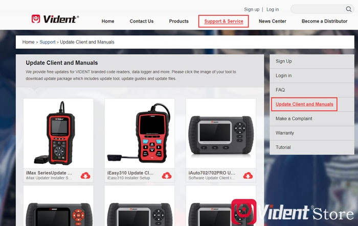 How To Register Vident Ilink400 Scan Tool 01