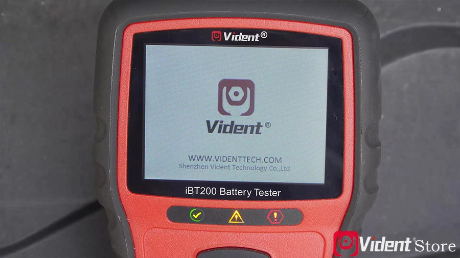 Use Vident Ibt200 9v 36v Battery Tester 04